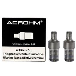 ACROHM FUSH Nano Cotton Pods