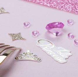 """Confettis de table """"Jolie princesse"""""""