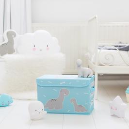 Coffre de rangement pour jouet Dinosaure A little lovely company