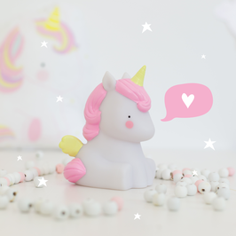 Veilleuse Licorne A little Lovely Company