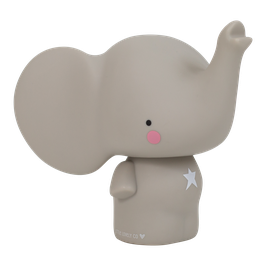 Tirelire elephant gris A little lovely company