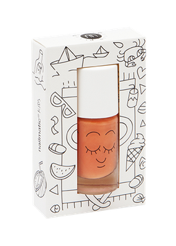 Vernis à ongle orange Dori Nailmatic kids