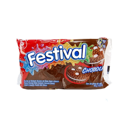 Galletas Festival Chocolate 403 gr