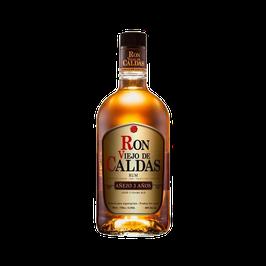 Ron Viejo de Caldas 3 años  700 ml