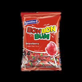 Bon Bon Bum Fresa / Erdbeere Geschmack 24 Stück