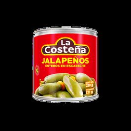 Jalapeños Enteros 220 gr