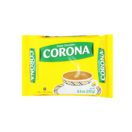 Chocolate Corona Tradicional 250 gr