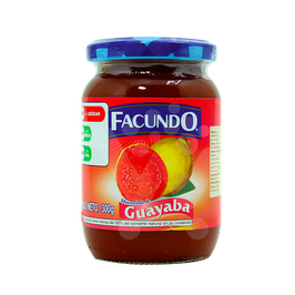 Mermelada de Guayaba 300 gr