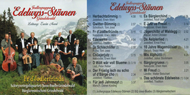 Fr d' Jodlerfrinda (Musikkassette)