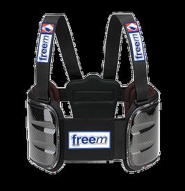 Freem Rippenprotektor - Brave (Carbon)