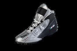 Schuhe Schwarz/Silber - Freem Sensitive Shoes D07K