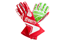 Handschuhe Rot - Freem Spidertouch II