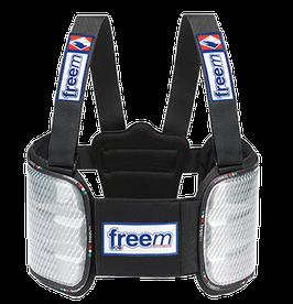 Freem Rippenprotektor - Brave (Aluminium)