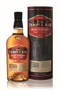 The Temple Bar Traditional Irish Whiskey 1 l
