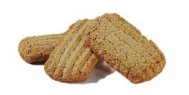 Biscotti con farina di farro