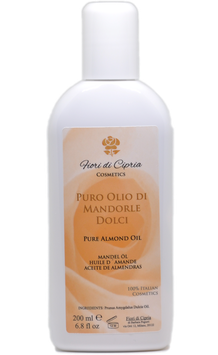 Pure Almond Oil - 200ml