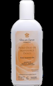 Puro Olio di Mandorle Dolci - 200ml