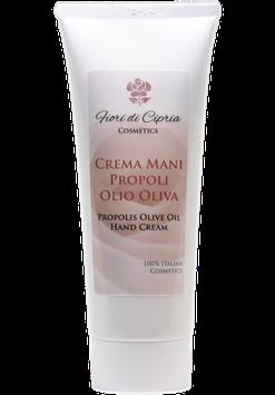 Crema Mani Propoli e Olio d'Oliva