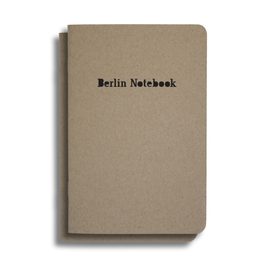 Berlin Notebook (2 per pack) Blanco
