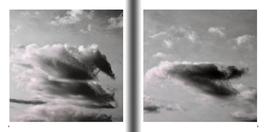 写真集「dancing cloud - 霊獣舞う」