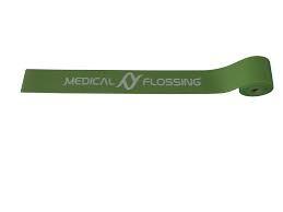 Medical Flossing 2.1m x 5cm x 1.3mm grün