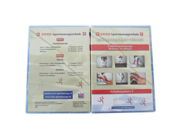 DVD Kurs Funktionsmassage, Dehnen, Kräftigen, Koordination