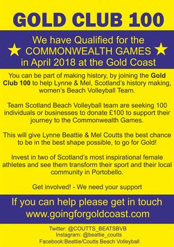 GOLD CLUB 100 Membership