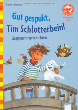 Gut gespukt, Tim Schlotterbein Gespenstergeschichten