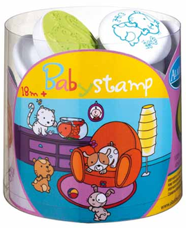 Stemple - Stampo Baby Haustiere