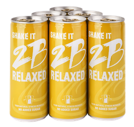 2B RELAXED - YOUR NATURAL STRESS REDUCER