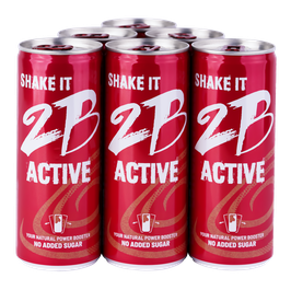 2B ACTIVE - YOUR NATURAL POWER BOOSTER