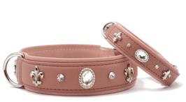 Halsband Nesthäkchen - Rosa / Silber