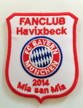 Fanclub Patch