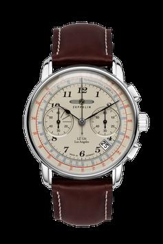 Zeppelin Uhr LZ126 Chronograph Beige 76145