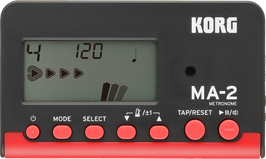 KORG MA-2 BK Metronom