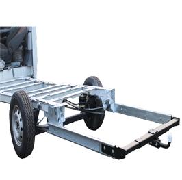 Gancio di Traino Variabile 12,5 kN compreso Prolunga Fiat Ducato ZFA250
