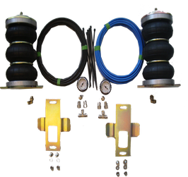 Sospensioni Pneumatiche Z6 ad Aria ZFA230/244/250 Fiat Ducato / Citroen Jumper / Peugeot Boxer