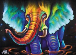Elephant Aurora