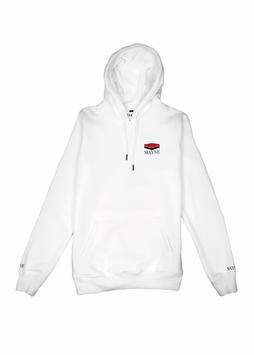 `FIRST DROP` Unisex WHITE Hoodie