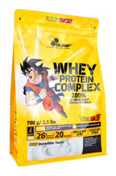 Olimp Nutrition Whey Protein Complex 100% (limited edition Dragon Ball ) 700 gr