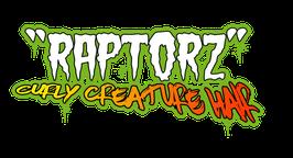Raptorz Curly Creature Hair