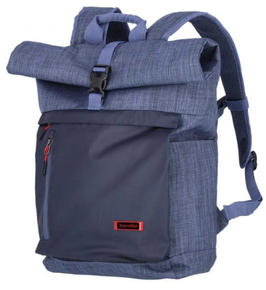 Rollup-Rucksack Travelite Proof in Marine