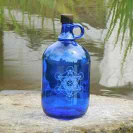 Henkelflasche mit Metatron