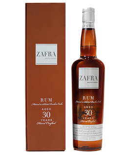 ZAFRA Master Reserve 30 Years
