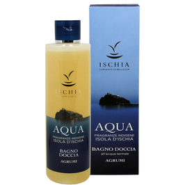 Bagno doccia agrumi Aqua fragranze indigene dell'isola d'Ischia