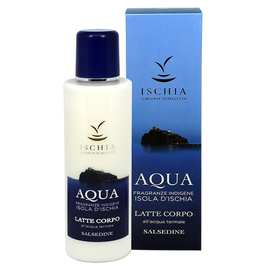 Latte corpo salsedine Aqua fragranze indigene dell'isola d'Ischia