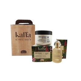 confezione regalo burro corpo e profumo kaffa