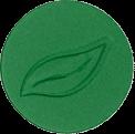 ombretto n°17 verde prato Purobio cosmetics