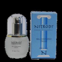 Gel contorno occhi Nitrodi cosmetici naturali