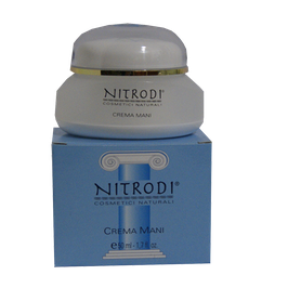 Crema mani Nitrodi cosmetici naturali